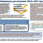Информация для участников ГИА-9 в 2017 году
